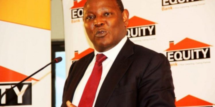 Equity Bank emerged as the overall Best Bank in Kenya for the eighth time at this year's Think Business Banking Awards, with Equity Group Managing Director and CEO James Mwangi scooping the CEO of the Year Award for the third time consecutively. The Nairobi Securities Exchange (NSE) listed bank earlier this month reported Ksh5.9 billion (US$58.3 million) profit for the first quarter of 2019, with the tier 1 bank in Kenya eying the Ethiopian market.
