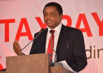 KRA Commissioner-General John Njiraini. KRA has denied 'enabling' narcotics importation in duty-free window.