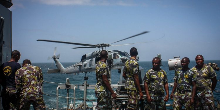 Kenya has moved a notch higher in efforts to protect its territorial waters with the formation of the Coast Guard Service unit. . It is estimated that the country loses at least US$100 million in revenue annually due to illegal and criminal activities at sea.