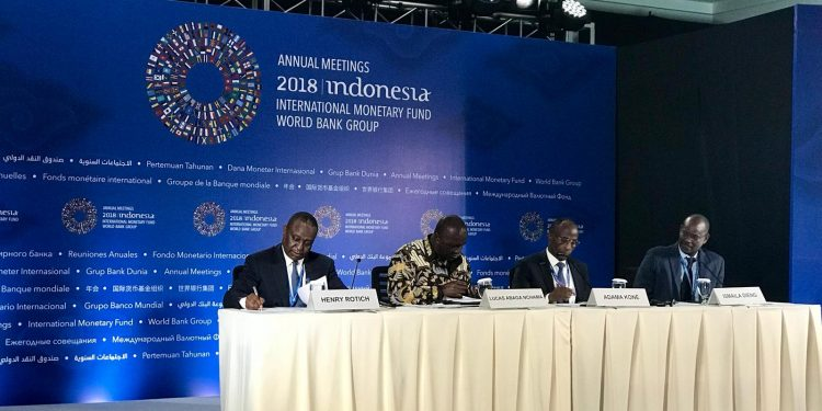 IMF projects Tanzania`s to grow by 4 per cent in 2019
