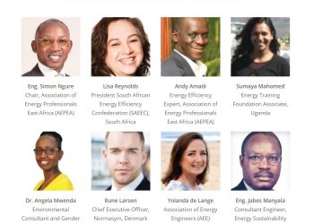Some of the World Energy Day (WED) conference speakers. WED is co-organised by the Association of Energy Professionals Eastern Africa (AEPEA) will discuss global energy-related issues on how to conserve energy www.exchange.co.tz