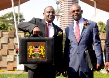 National Treasury and Planning, Cabinet Secretary, Henry Rotich during budget announcing - Update Realty