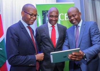 KCB Group has posted a Sh24 billion (US$240.6 million) net profit for the 12 months ending December 2018, buoyed by stable revenues across funded and non-funded streams. This together with effective cost management measures drove up profitability from the Ksh19.7 billion(US$197.5 million )reported a year earlier(2017).