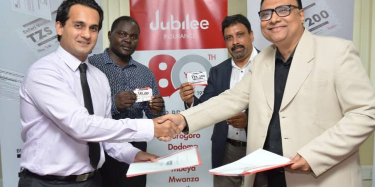 Jubilee Insurance Company Limited partner with Tan Management Insurance Brokers - The Exchange