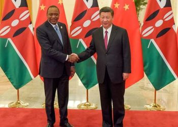 The Chinese government has dismissed claims that it's continued heavy lending to Kenya in the financing of mega infrastructure projects is a ' debt trap', even as loans from Beijing hit a high of ShUS$6.2 billion(Sh625.9 billion) in December last year. This is up from US$5.3 billion (Sh535 billion) a year earlier with a lion share going towards construction of the multi-billion Standard Gauge Railway (SGR).
