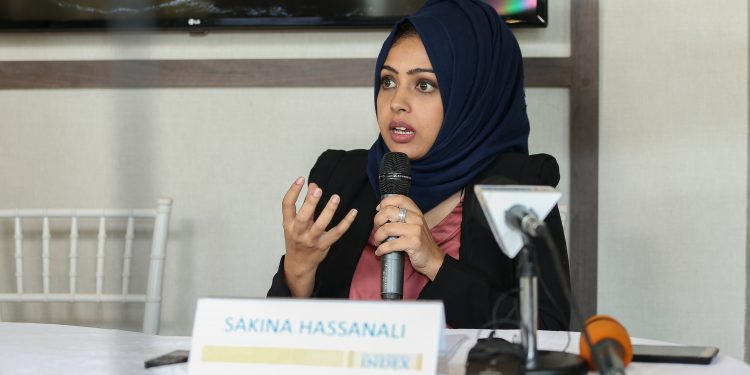Head of Development Consulting and research at Hass Consult Ms Sakina Hassanali