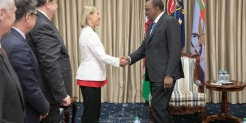 EU-Kenya ties Photo-PSCU - The Exchange