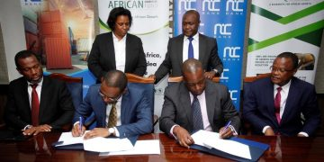 NIC Bank Kenya has signed a Loan Portfolio Guarantee agreement amounting to Ksh 515,900,000 (USD5.1 million) with the African Guarantee Fund for Small and Medium-sized Enterprises (SMEs). The partnership aims to unlock financing intended to facilitate the promotion, growth and development of SMEs in Kenya. This comes in the wake of a continued credit crunch in the market, occasioned by the interest rate cap law in the country.