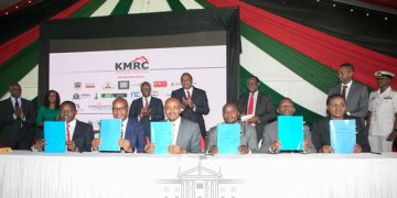 Kenya has unveiled a mortgage refining facility-Kenya Mortgage Refinance Company (KMRC), a short in the arm in President Uhuru Kenyatta's affordable housing scheme under the Big Four Agenda. KMRC will provide long-term funds to primary mortgage lenders in order to increase the availability and affordability of mortgage loans to Kenyans. It will help address the housing deficit in Kenya which currently stands at 150,000 units annually on an annual demand of 200,000.