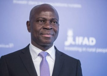 Gilbert Fossoun Houngbo, the IFAD president-The Exchange