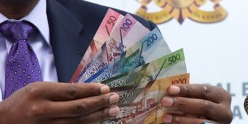 Kenyan Shilling initial crack against major currencies since note change