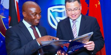 Standard Bank China-Africa trade initiative lands in Kenya