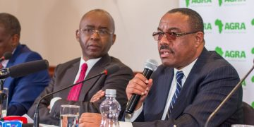 Former Ethiopian PM Desalegn to Chair AGRA board after Strive Masiyiwa