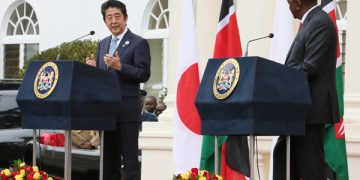 Japan sees interaction with Africa as more than just competing with China