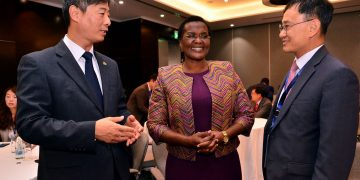 Koreans to embark on Africa infrastructure financing through TDB