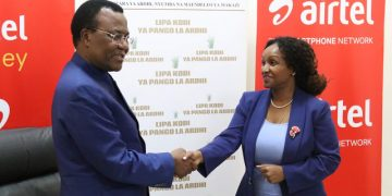 Land bills payment improved by Airtel Tanzania and Ministry of Lands