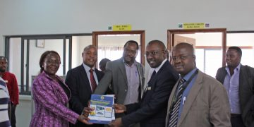EABC CEO at Namanga OSBP (EABC/TMEA)- The Exchange