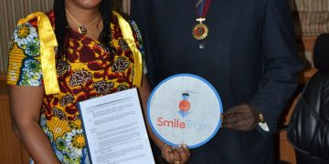 Smile Train making West Africa smile again