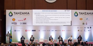 Tanzania third Oil and Gas Congress, held in Dar es Salaam
