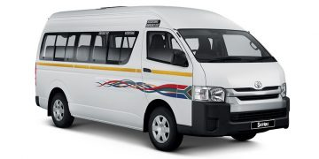 Toyota SA invests R454m in minibus production