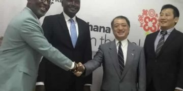 Committee to promote trade between Ghana, Japan initiated