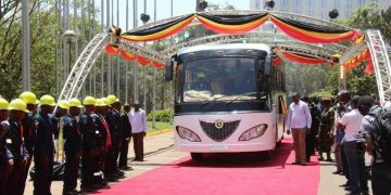 Rwanda and Uganda lead East Africa in switch to electric cars