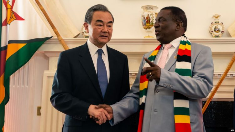 Zimbabwe-China currency swap