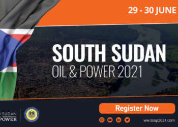 upcoming South Sudan Oil & Power 2021 Conference & Exhibition in June